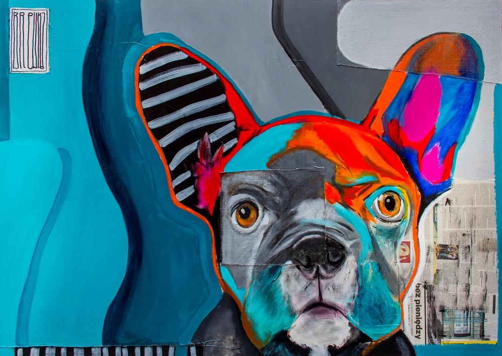 bez-pieniędzy-brewka-obrazy-cykl-portrety-zwierząt
