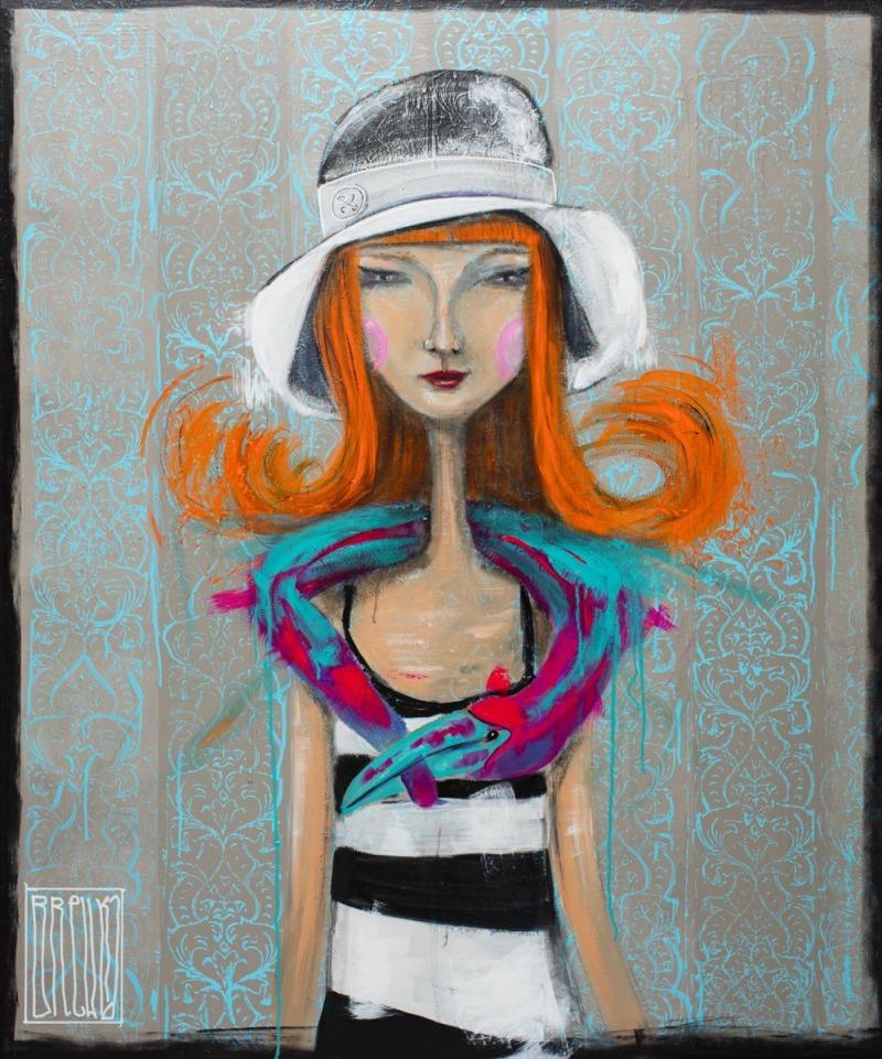 kobieta-w-kapeluszu-brewka-obrazy-my-cykl