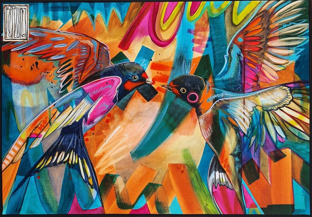 two-swallows-dont-make-a-summer-obrazy-brewka-plotno-akryl