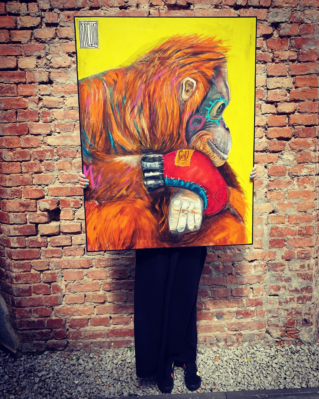 brewka-obrazy-portrety-zwierzat-akryl-plotno-2019