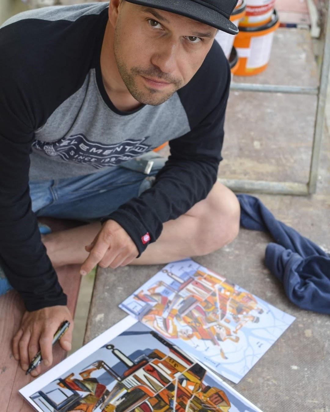 brewka-mural-muzykanci-kalisz-projekt